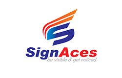 Sign Aces