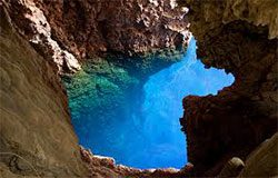 chinhoyi caves park