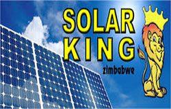 solar king zimbabwe