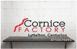 cornice factory