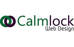 calmlock website design