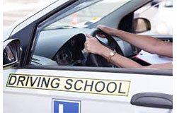 Sandstorm Driving School